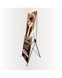 X Banner Stand Kit